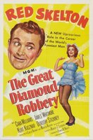 The Great Diamond Robbery movie poster (1954) picture MOV_83e91747