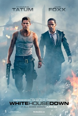 White House Down movie poster (2013) poster MOV_83ee939b