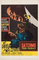 Satchmo the Great movie poster (1958) picture MOV_83f1333d