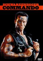 Commando movie poster (1985) picture MOV_83f4db8a
