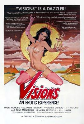 Visions movie poster (1977) poster MOV_83f6c783