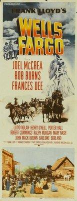Wells Fargo movie poster (1937) poster MOV_83f72c94