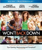 Won't Back Down movie poster (2012) picture MOV_83f78a41