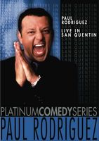 Live in San Quentin, Paul Rodriguez movie poster (1995) picture MOV_83f81b60