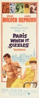 Paris - When It Sizzles movie poster (1964) picture MOV_83faab92
