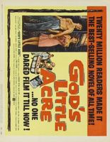 God's Little Acre movie poster (1958) picture MOV_83fd0a2d