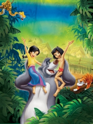 The Jungle Book 2 movie poster (2003) poster MOV_83fe0b64