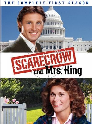 Scarecrow and Mrs. King movie poster (1983) poster MOV_840733d3