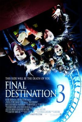 Final Destination 3 movie poster (2006) poster MOV_8409b775