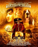 The Lost Treasure of Sawtooth Island movie poster (1999) picture MOV_84114feb