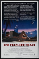 One from the Heart movie poster (1982) picture MOV_8421996c