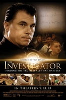 The Investigator movie poster (2013) picture MOV_84261cd4