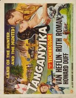 Tanganyika movie poster (1954) picture MOV_842b9c6b