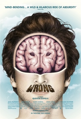 Wrong movie poster (2012) poster MOV_842f01e9