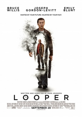 Looper movie poster (2012) poster MOV_8430677f