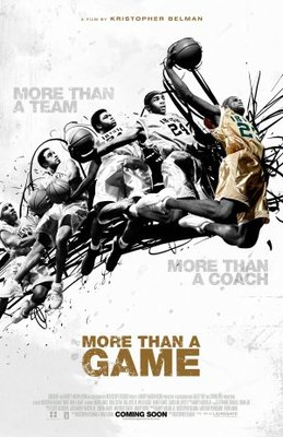 More Than a Game movie poster (2008) poster MOV_8430c593
