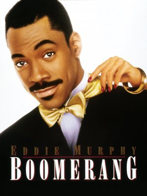 Boomerang movie poster (1992) poster MOV_843da5fc