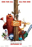 Open Season movie poster (2006) picture MOV_844a41eb