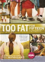 Too Fat for 15: Fighting Back movie poster (2010) picture MOV_84556f97