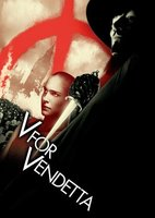 V For Vendetta movie poster (2005) picture MOV_84563be5
