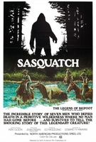 Sasquatch, the Legend of Bigfoot movie poster (1977) picture MOV_846c49a8