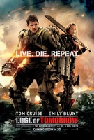 Edge of Tomorrow movie poster (2014) picture MOV_84730e0b