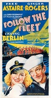 Follow the Fleet movie poster (1936) picture MOV_8475fea8