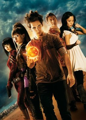 Dragonball Evolution movie poster (2009) poster MOV_847afef7