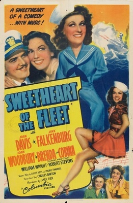 Sweetheart of the Fleet movie poster (1942) poster MOV_847e9016