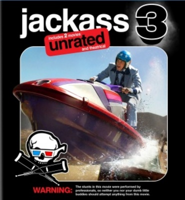 Jackass 3D movie poster (2010) poster MOV_84825189