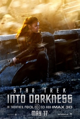 Star Trek Into Darkness movie poster (2013) poster MOV_8484e59d