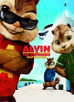 Alvin and the Chipmunks: Chip-Wrecked movie poster (2011) picture MOV_84854895