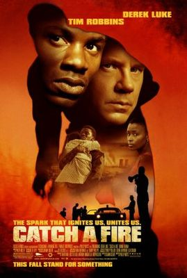 Catch A Fire movie poster (2006) poster MOV_848a493b