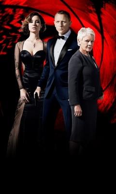 Skyfall movie poster (2012) poster MOV_848e3cef