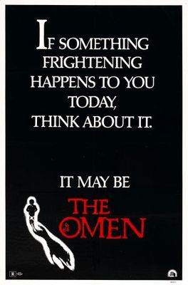 The Omen movie poster (1976) poster MOV_848f5ce1