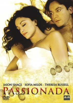 Passionada movie poster (2002) poster MOV_8490bf87