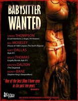 Babysitter Wanted movie poster (2007) picture MOV_849136a3