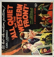 All Quiet on the Western Front movie poster (1930) picture MOV_8491ea0c