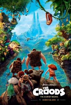 The Croods movie poster (2013) poster MOV_84954788