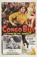 Congo Bill movie poster (1948) picture MOV_717044f8