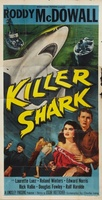 Killer Shark movie poster (1950) picture MOV_84a478ca