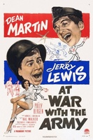 At War with the Army movie poster (1950) picture MOV_84a573d7