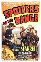 Spoilers of the Range movie poster (1939) picture MOV_84aa67a4