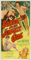 Bomba and the Jungle Girl movie poster (1952) picture MOV_84ad88f1