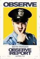 Observe and Report movie poster (2009) picture MOV_84b1b205