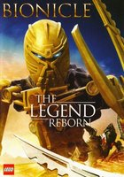 Bionicle: The Legend Reborn movie poster (2009) picture MOV_84b1b935