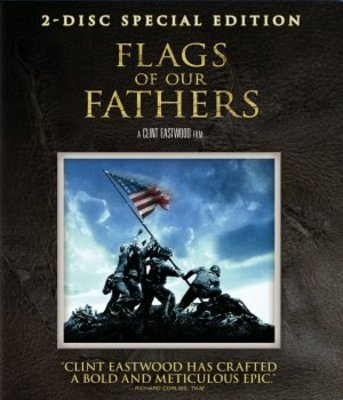Flags of Our Fathers movie poster (2006) poster MOV_84b974ac
