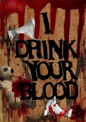 I Drink Your Blood movie poster (1970) poster MOV_84c9b58b
