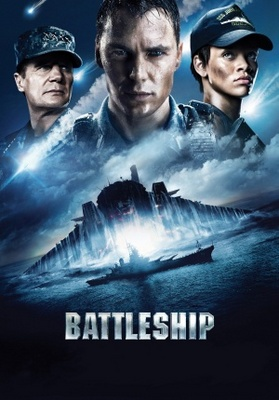 Battleship movie poster (2012) poster MOV_84cadaef