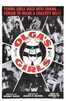 Olga's Girls movie poster (1964) picture MOV_84cda15b